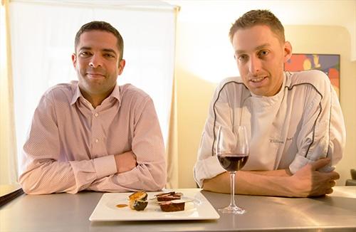 Restaurant gastronomique aix en provence vintr pide for Aix cuisine du terroir